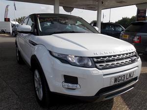 Land Rover Range Rover Evoque Sd4 Pure Tech Auto