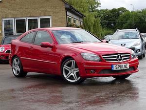 Mercedes-Benz CLC Clc180 Kompressor Sport Auto
