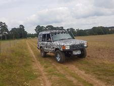 LAND ROVER DISCOVERY 300 tdi one off paint modified off road