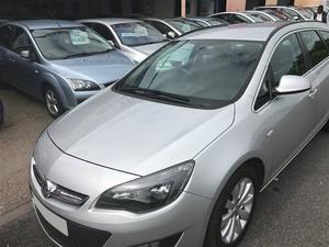 Vauxhall Astra Tech Line CDTi Ecoflex Ss