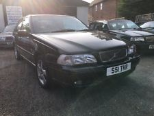 99/S Volvo S70 T5 2.3HPT Automatic Saloon Dark Olive Green