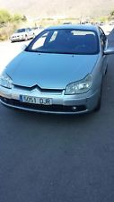 left hand drive citroen c5 2.0 diesel 6 speed on spanish in