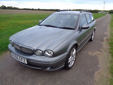 Jaguar X-Type X Type Estate  Manual Diesel 2.2L Sport