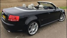 Audi RS4 convertible / cabriolet 4.2 V8 manual 6 speed
