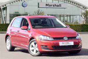 Volkswagen Golf 1.4 TSI Moda 5dr DSG Auto