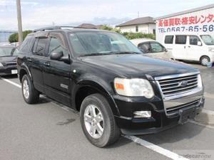Left hand drive Ford Explorer XLT  Auto Petrol LHD in