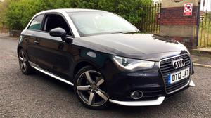 Audi A1 1.6 TDI Contrast Edition 3dr