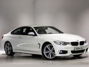 BMW 4 Series 420i M Sport 2dr Auto Coupe