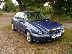 Jaguar X-type  in St. Leonards-On-Sea | Friday-Ad