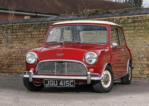 Austin Mini Cooper Mk.1