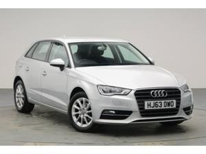 Audi A3 TDI SE Semi Auto