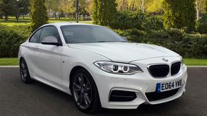 BMW 2 Series M235i 2dr Step Satellite Navig Auto