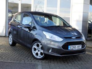Ford B-MAX 5Dr Hatch 1.0 EcoBoost Titanium 125PS