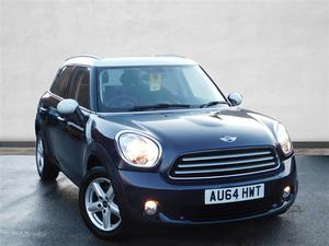 Mini Countryman 1.6 Cooper 5dr Auto [Pepper Pack]