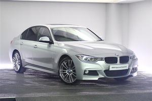 BMW 3 Series 320i xDrive M Sport 4dr [Business Media] Saloon