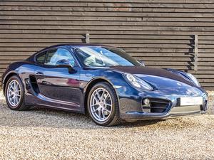Porsche Cayman 24V