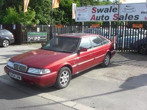 Rover 800 SI AUTO  MILES SOLD AS SPARES OR REPAIR DUE