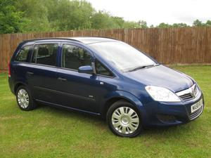 Vauxhall Zafira 1.6i Life MPV