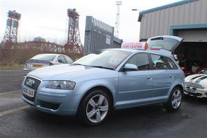 Audi A3 2.0 TDi SE 5dr