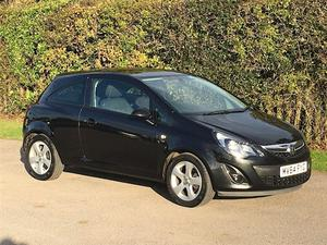 Vauxhall Corsa SXi AC Touch & Connect