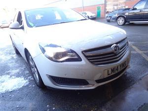 Vauxhall Insignia 2.0 CDTi [163] ecoFLEX Design Nav 5dr