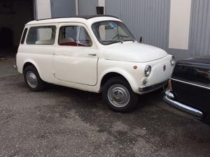 Fiat - 500 Giardiniera -