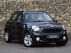 Mini Countryman 1.6 One 5dr [Pepper Pack]