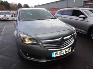 Vauxhall Insignia 2.0 CDTi [163] ecoFLEX SRi 5dr [Start