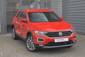 Volkswagen T-Roc 1.5 TSI EVO SEL 5dr Hatchback