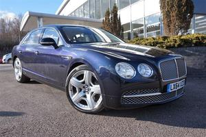 Bentley Flying Spur 6.0 W12 Mulliner Driving Spec 4dr Auto
