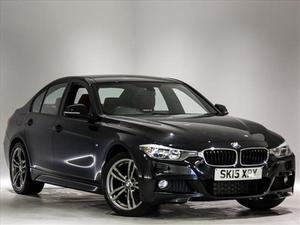 BMW 3 Series 320i xDrive M Sport 4dr Step Auto [Business