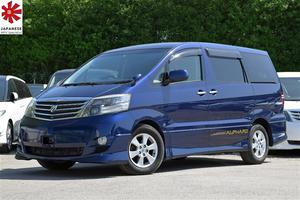 Toyota Alphard 3.0 V6 Automatic 7 Seater MPV 4x4 4WD AWD