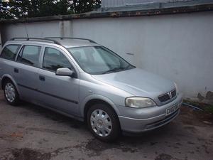 Vauxhall Astra 1.7 DTi 16V LS [AC]