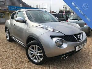 Nissan Juke  in Peacehaven | Friday-Ad
