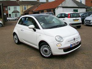 Fiat  Lounge,£30 tax,1 owner,Pan roof,Alloys.