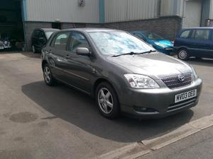 Toyota Corolla  in Newhaven | Friday-Ad
