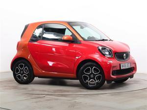 Smart Fortwo 0.9 Turbo Prime Premium 2dr City-Car