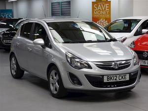 Vauxhall Corsa Sxi Ac