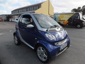 Smart City-Cabriolet Passion Softouch (rhd) Auto