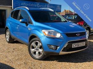 Ford Kuga  in Peacehaven   Friday-Ad