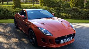 Jaguar F-Type 3.0 Supercharged V6 S 2dr AWD Auto