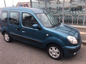 Renault Kangoo Expression 16v Auto