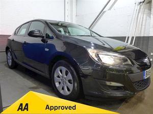 Vauxhall Astra Astra Design