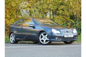 Mercedes-Benz C Class C200 Kompressor Se Auto