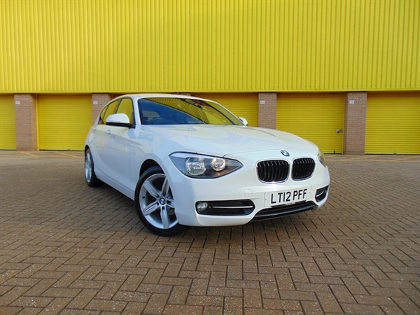 BMW 1 Series 116I Sport Turbo