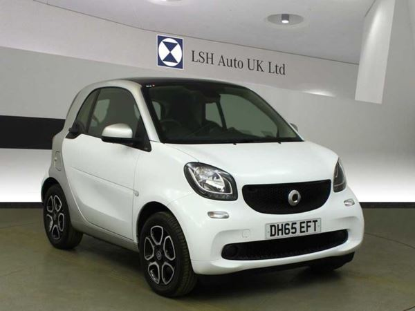 smart fortwo coupe 0.9 Turbo Prime Premium 2dr City-Car