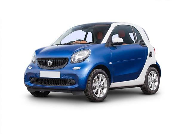 Smart Fortwo 0.9 Turbo Prime Sport Premium Plus 2dr Auto