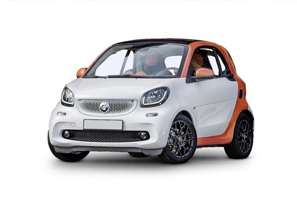 Smart Fortwo 0.9 Turbo Prime Premium 2dr Auto City-Car