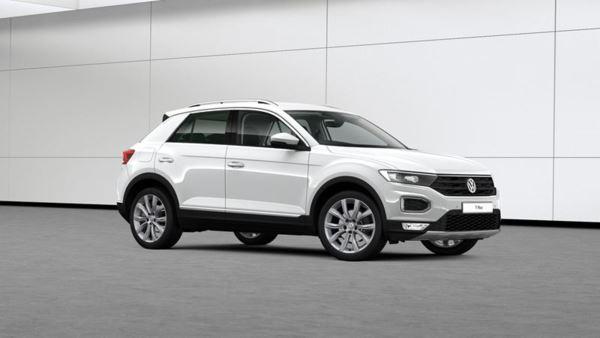 Volkswagen T-Roc T-Roc SEL 1.5 TSI 150PS EVO 7- Automatic