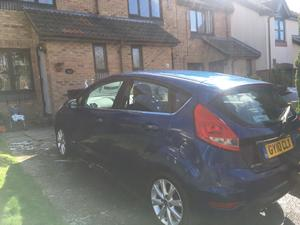 Ford Fiesta  in Forest Row   Friday-Ad